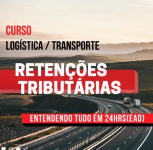 Curso Retenções Tributárias no Transporte